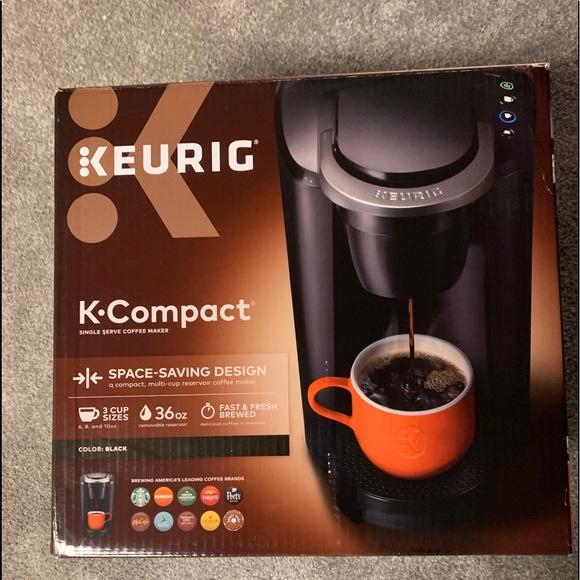 NEW not opened Keurig 36 oz coffee maker